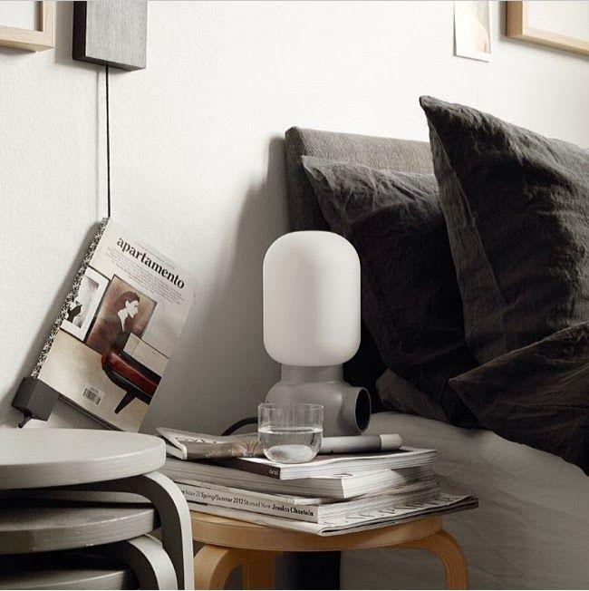 STIL INSPIRATION: Furniture Fair   Grey shades
