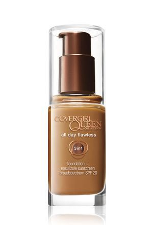 Cover Girl Queen Collection All Day Flawless 3-in-1 - rated 4.5/5 on MakeupAlley
