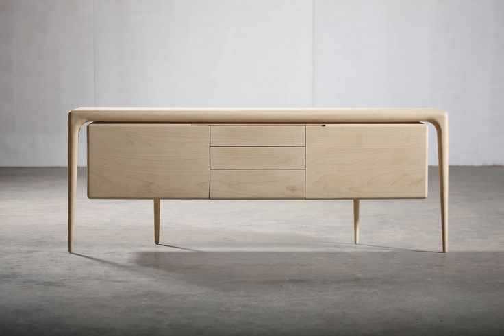Contemporary sideboard   in wood LATUS by Salih Teskered i  Artisan Solid  Wood Furniture   furniture   Pinterest   Wood furniture  Solid wood and  Woods. Contemporary sideboard   in wood LATUS by Salih Teskered i
