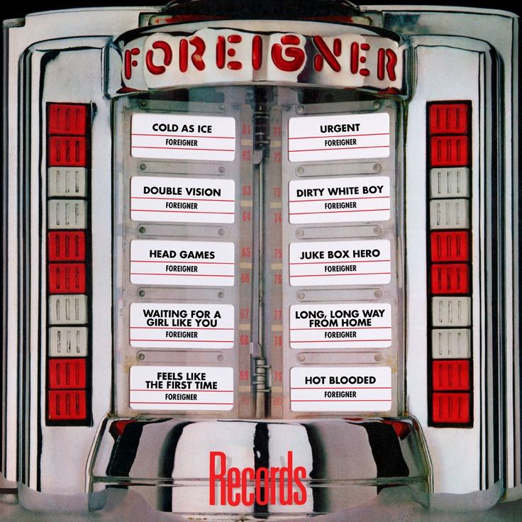 foreigner album covers                                                                                                                                                     More