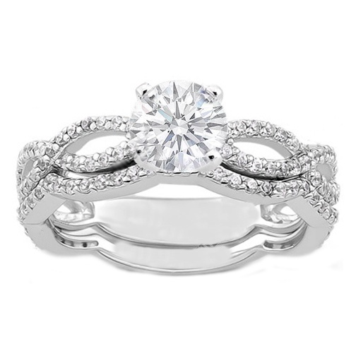 This is my dream wedding set!!!! No need to look any further...I would say HELL yes!