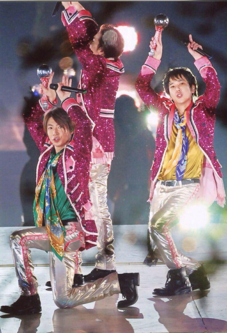 Ohno Satoshi ×Aiba Masaki × Ninomiya Kazunari♡
