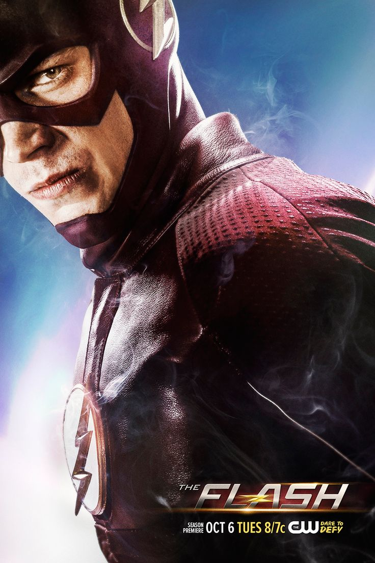 You're getting warmer. Only 2 WEEKS until The Flash season premiere!
