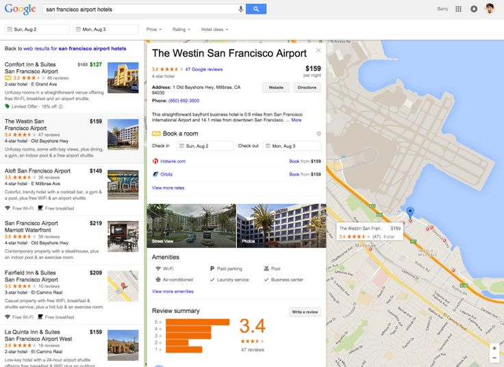"""Google has confirmed with Search Engine Land that they are now rolling out a new user interface for Google Hotel Finder.  Google originally launched the new Hotel Finder back in 2011 and has done several upgrades to the features and interfaces since.  Over the past month or so, Google was caught testing a new user interface for the hotel finder. And now many are starting to see the interface out in the wild.  A Google spokesperson told us, """"We began rolling out the new interface and it…"""