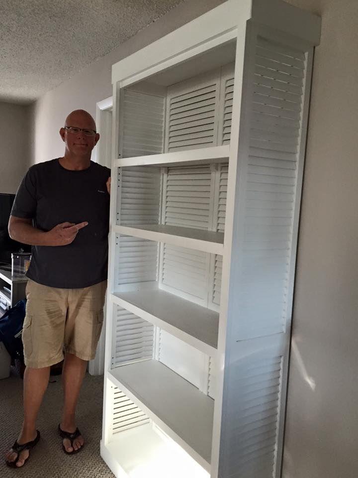 White Plywood Furniture