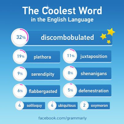 Grammarly Blog | Grammar & Writing • The Coolest Word in the English Language