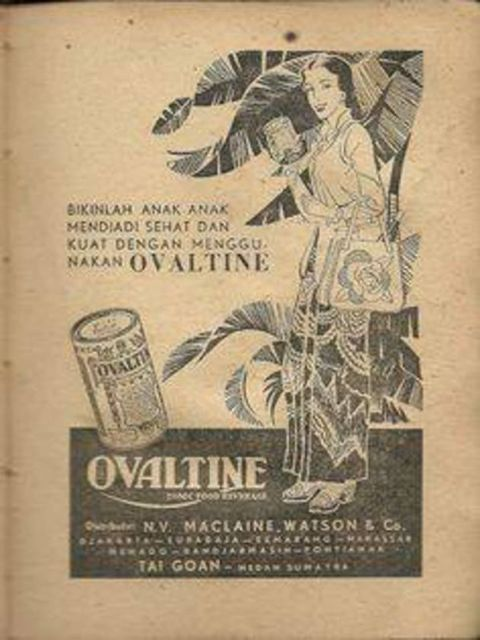 28 Old Indonesian Ads You Never Thought You Would See Again