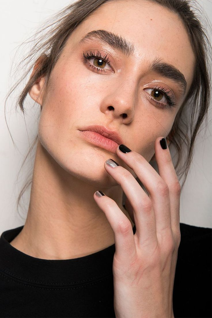 The Best Beauty Looks from NYFW Fall 2017 – Runway Hair and Makeup Trends Fall 2…