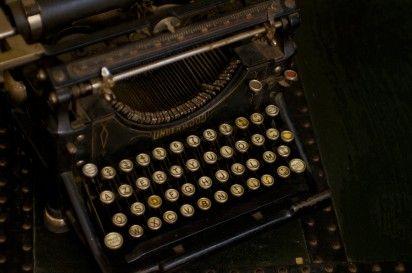Machine à écrire Underwood - VENDUE