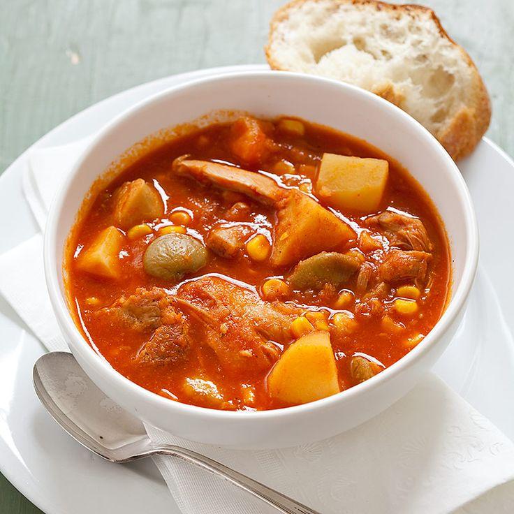 America Test Kitchen Brunswick Stew Recipe