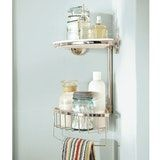 The best shower organizer is the one that works best for you and your needs