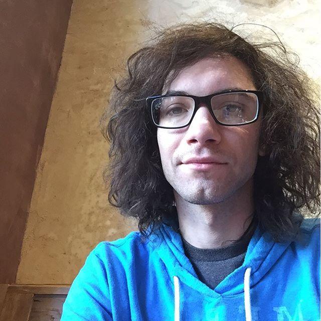 Dan Avidan With Glasses
