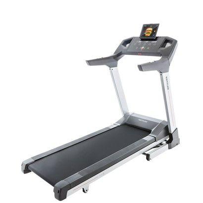 KETTLER RUN 11 to perfekcyjny motywator treningowy. Dzięki obsłudze za pośrednictwem smartfonu poprzez aplikację istnieje dostęp do różnych trybów treningowych do każdego typu biegu.