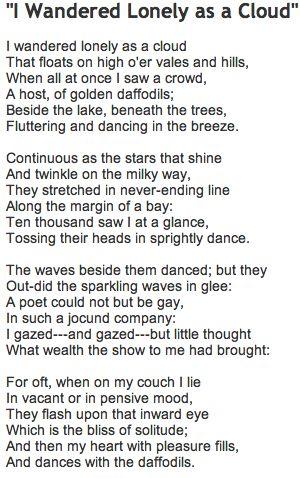 Poems with Lyrics for Kids, Children