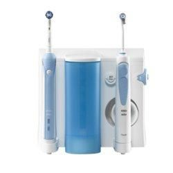 Centro de higiene dental - Irrigador Braun OC-1000 Cepillo eléctrico professional care 1000 + Irrigador OxyJet, Temporizador profesional