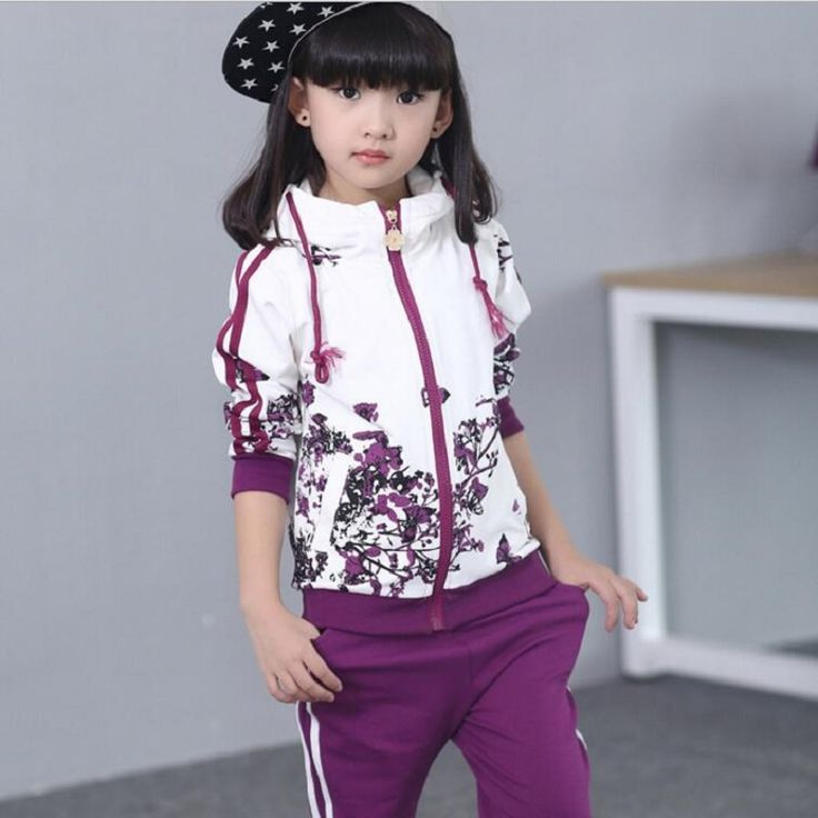 $23.56 (Buy here: https://alitems.com/g/1e8d114494ebda23ff8b16525dc3e8/?i=5&ulp=https%3A%2F%2Fwww.aliexpress.com%2Fitem%2FNew-Spring-Autumn-Children-Clothing-Sets-Girls-Sportswear-Girls-Floral-Hooded-Coat-Pants-Girls-Tracksuit-for%2F32781100466.html ) New