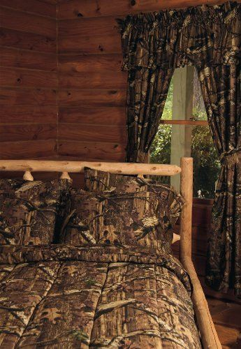 Mossy Oak Break-Up Infinity 4-Piece Sheet Set, King Size