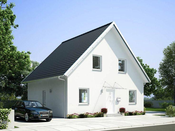 Musterhaus einfamilienhaus  29 besten Massivhaus Bilder auf Pinterest | Einfamilienhaus ...