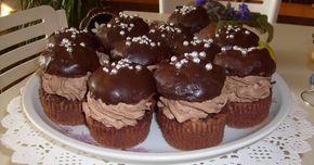Mennyei Rigó Jancsi muffin recept! Mivel még soha nem sütöttem Rigó Jancsi muffint, így tegnap rászántam magamat és elkészítettem. Bánom, hogy eddig még nem tettem meg, mert ez az egyszerű és gyors süti nagyon, nagyon finom. Ajánlom mindenkinek! :D Recept forrása: Citromhab