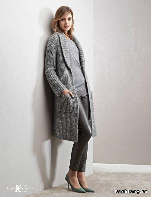 Luisa Cerano Otoño-Invierno 2015: calidad, comodidad, diseño exclusivo y estilo