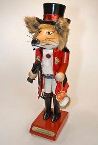 Original Steinbach German Nutcracker FOX Master of The Hunt FUCHS Middleburg Va. | eBay