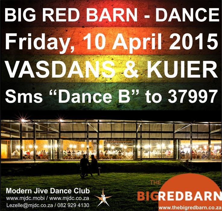Continue the FUN this weekend & start with DANCING FRIDAY!!! www.mjdc.co.za