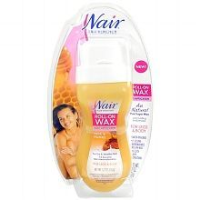 Roll-On Wax Hair Remover for Legs & Body