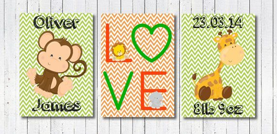 61 best Birth Prints images on Pinterest   Baby boy nurseries, Baby ...