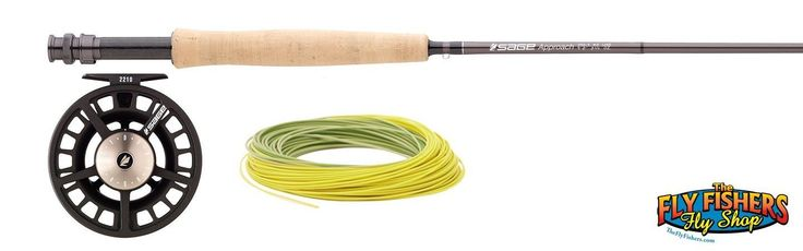 Fly Fishing Combos 33973: Sage Approach Outfit 690-4 6Wt 9 0 4Pc Rod W Sage 2250 Reel - Discounted -> BUY IT NOW ONLY: $352 on eBay!