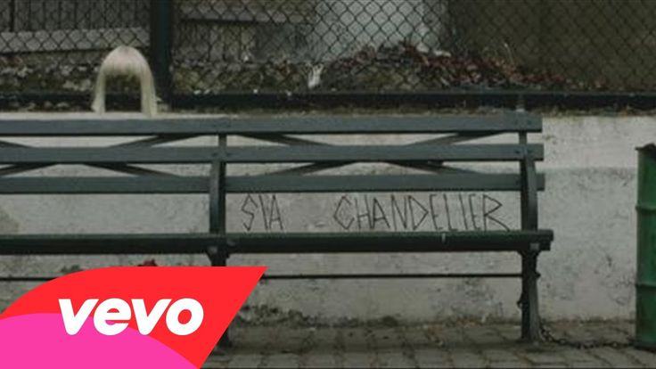 Sia - Chandelier (Official Lyric Video) This is the most beautiful and sad song ever ♥