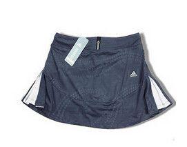 Big size badminton culottes sports bust skirt short skirt tennis ball skirt yoga lounge pants skirt plus size solid