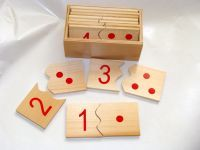 Puzzle cu numere 1-10 80 lei