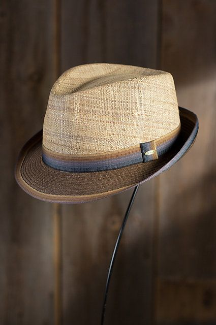 Matte Raffia and Braid Fedora Hat | Overland