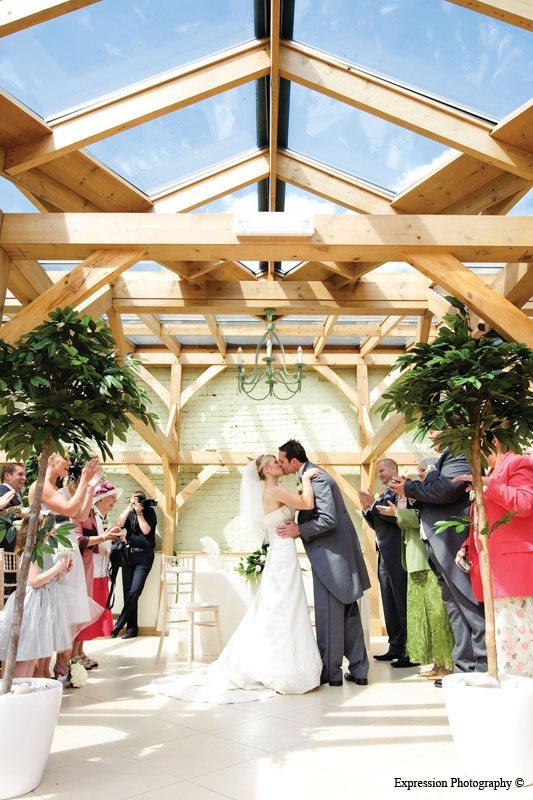 The Orangery - Gaynes Park