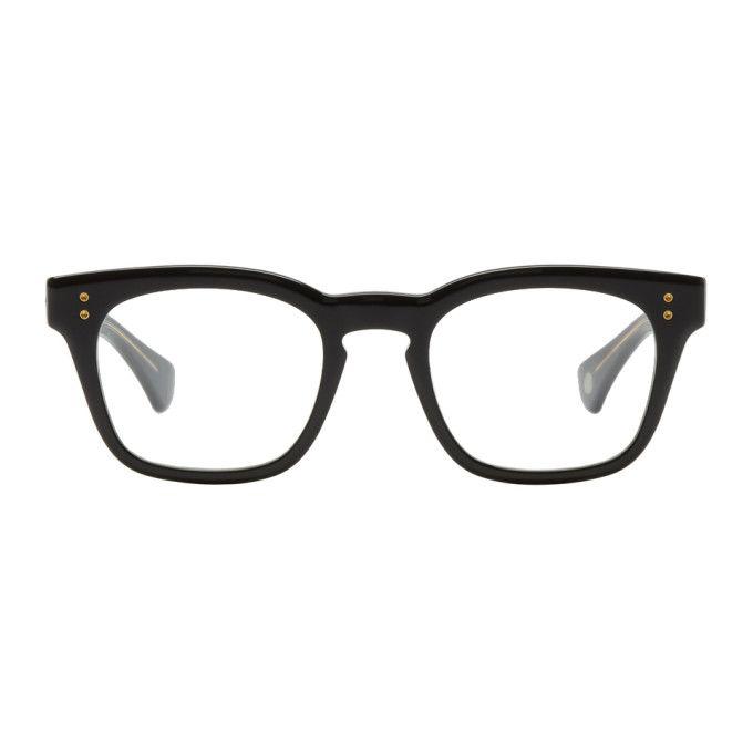 4a5c19e3e888 DITA Black Mann Glasses.  dita