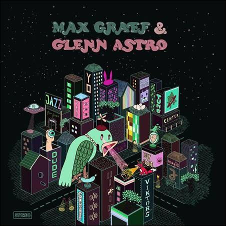 soultrainonline.de - REVIEW: Max Graef & Glenn Astro – The Yard Work Simulator (Ninja Tune/Rough Trade)!
