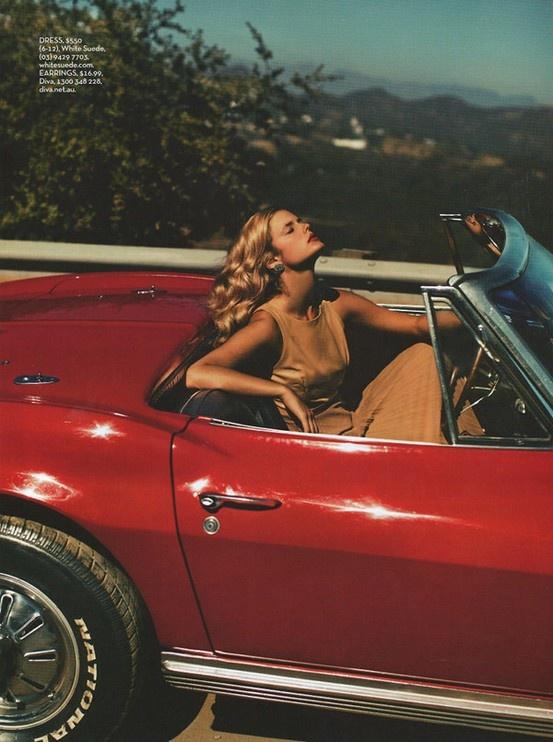 Luxury Travel...Globe trotter.....Little Red Corvette
