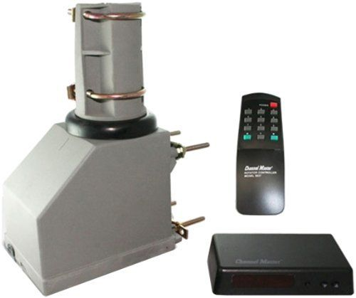 Channel Master CM 9521A Complete Antenna Rotator System with Infra-Red Remote Control for TV Antennas (CM9521A) by Channel Master. $97.97. Channel Master Antenna Rotor Remote Control System