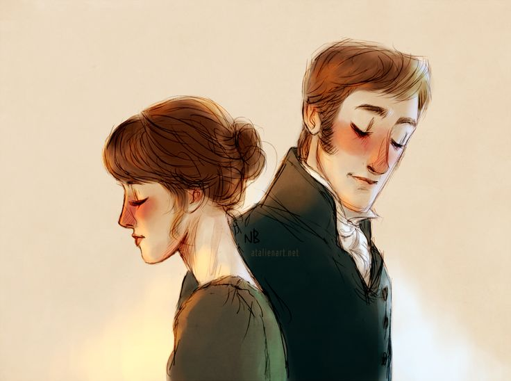 the evolution of the relationship of the characters of elizabeth and darcy in pride and prejudice by The course of elizabeth and darcy's relationship is ultimately decided when darcy overcomes his pride, and elizabeth characters of pride and prejudice in.