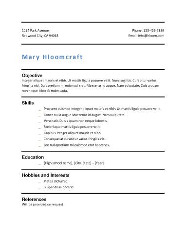 44 best Resumes images on Pinterest Professional resume template - phlebotomist resume sample