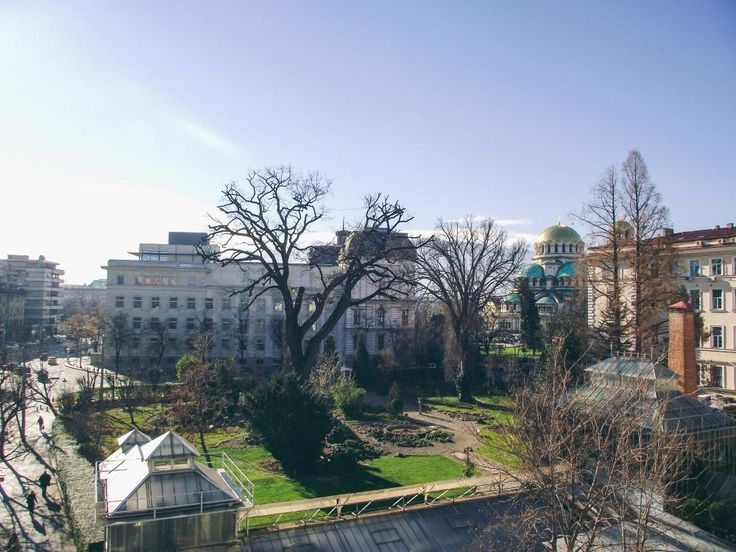 Have you ever visited Sofia Bulgaria? If so what do you think of the city? [OC] #travel #photography #nature #photo #vacation #photooftheday #adventure #landscape