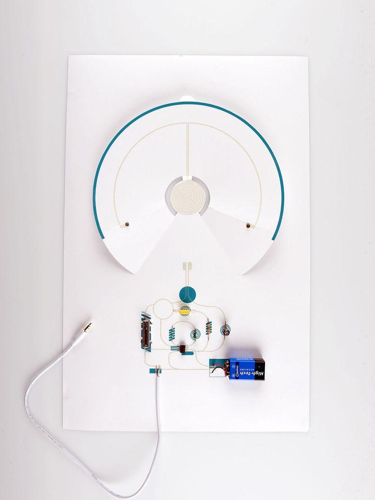 Fabriquez votre propre haut-parleur avec une simple feuille de papier