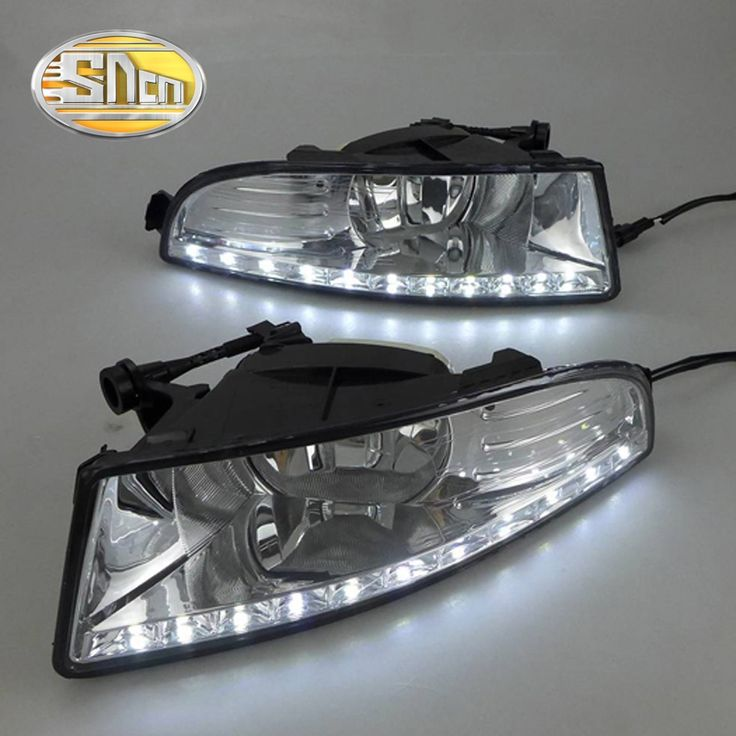 (100.00$)  Buy here  - For Skoda Octavia A5 2010 - 2013,Super Brightness Waterproof ABS Car DRL 12V LED Daytime Running Light With Fog Lamp Cover SNCN
