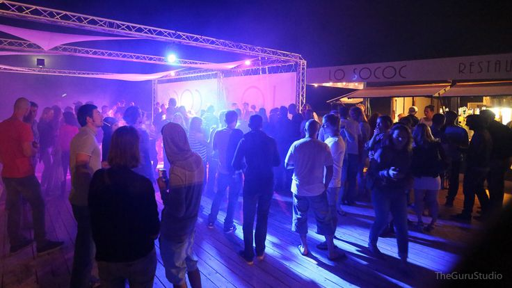 Hot Summer Booogie 2015 beach party Mimizan, France