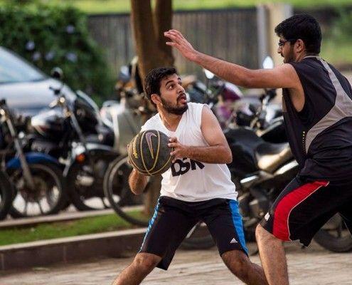 DSKIC Pune - Freshers Vs. Seniors – Friendly Matches '15