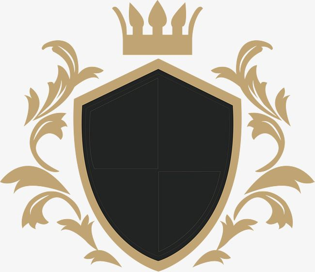 Golden Shield Shield Vector Shield Chart Sign Png And Vector