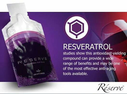 Positive CAP-E test results indicate that Reserve penetrates and protects live cells from Oxidative damage.