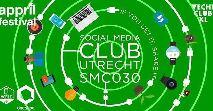 Morgen weer een toffe meetup over 'internet of things' e-health strategieën apps communities en wat nog meer... samen met Appril Festival @oneshoenl @vechtclubxl Connect things & people met sprekers @frankmeeuwsen @bzatrok en aansluitend 'mobile café' check bio meld je aan! Wij hebben er zin in tot morgen! #smc030 #appril2016 #appril #appril16 #mobilecafe #iot #meetup #smc030 #Utrecht #socialmedia #smc #socialmediaclub #socmed #event #evenement by smc030