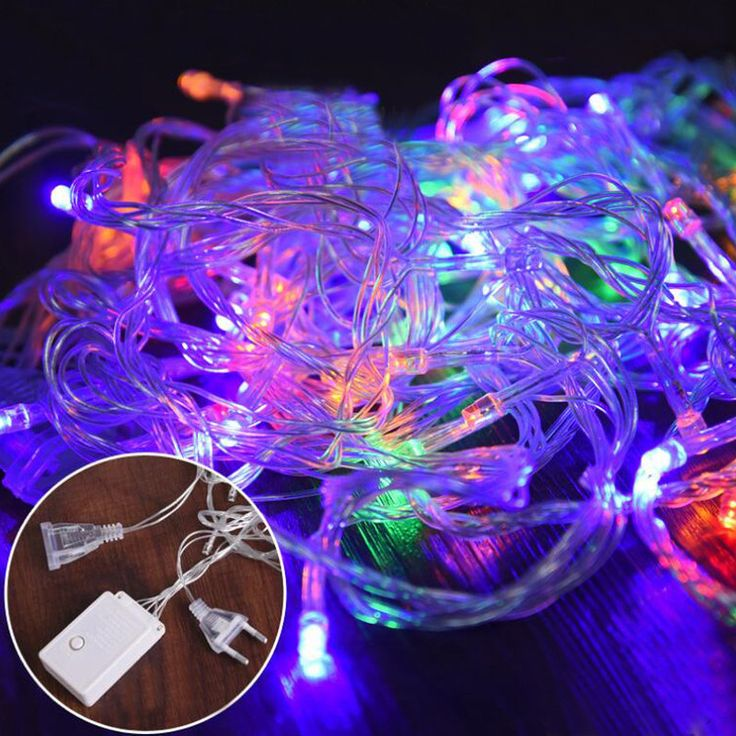 Holiday Outdoor String Lights 110v/220V christmas led string light 200 leds 20m LED String fairy chr-  Item Type: Lawn Lamps  Style: Modern  Certification: CE,FCC,RoHS  Protection Level: IP66  Model Number: SL20*200  Features: the LED are waterproof  Brand Name: Kmashi  Power Source: AC  Usage: Holiday  Base Type: E27  Light Source: LED Bulbs  Is Bulbs Included: Yes  Is Dimmable: No  Body Material: Plastic  Voltage: 110-240V  Warranty: 1year  4 types Plug: US EU UK AU  IP brank: The LED…