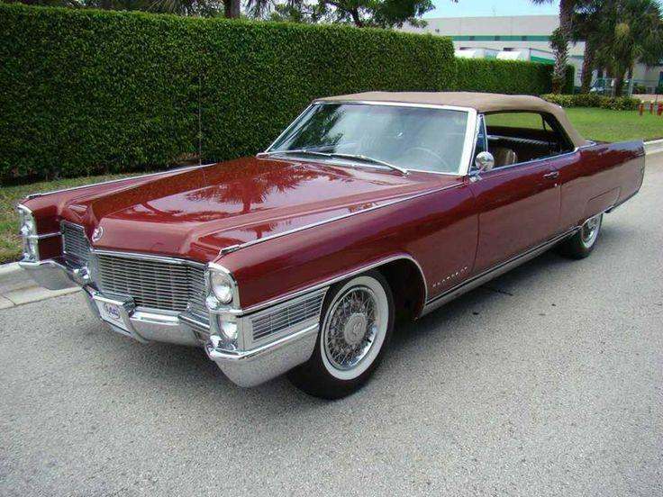 Cadillacs Cadillac Classics Pinterest